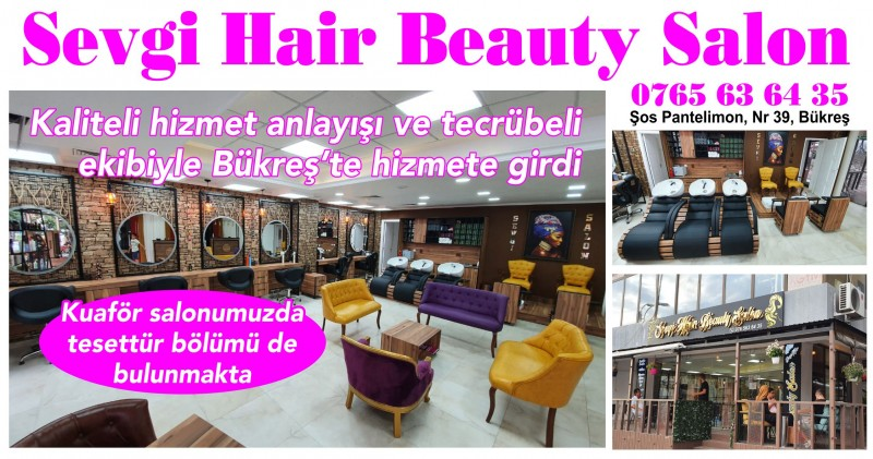 Sevgi Hair Beauty Salon